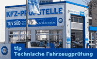 Kfz-Prüfstelle TÜV Süd AP Berlin